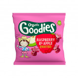 Organix Goodies hindbær & æble Ø (12 g)