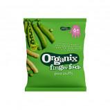 Organix Pea Puffs fra 6 mdr. Ø (15 g)
