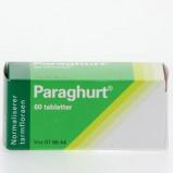 Paraghurt Tabletter (60 stk)