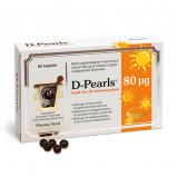 Pharma Nord D Pearls stærk 80 mcg (80 kap)
