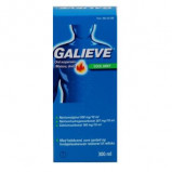 Galieve Cool Mint Oral Suspension (300 ml)