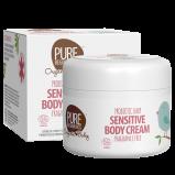 Pure Beginnings Organic Baby Sensitive Cream Wash Fragrance Free (250 ml)
