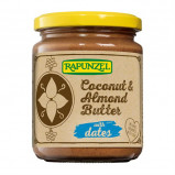 Rapunzel Kokos/mandel creme m. dadel Ø (250 g)