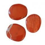 NatureSource Rød Jaspis (Poleret) (1 stk)