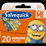 Salvequick Minions (20 stk)