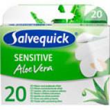 Salvequick Aloe Vera Sensitiv (20 stk)