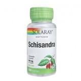 Solaray Schizandra 580 mg (100 kapsler)