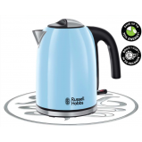 Russell Hobbs Colours Plus Heavenly Blue Kettle