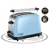 Russell Hobbs Colours Plus Heavenly Blue 2 Slice Toaster