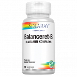 Solaray Balanceret-B (90 kap)