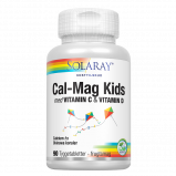 Solaray Cal-Mag Kids (90 tyggetabletter)