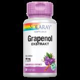 Solaray Grapenol 100 mg (30 kapsler)
