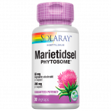 Solaray Marietidsel Phytosome (30 kapsler)