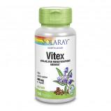 Solaray Vitex Agnus Castus (100 kapsler)