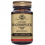 "Solgar Vitamin B-Complex ""50"" (100 kap)"