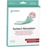 Sorbact - Kompres 7 x 9 cm (10 stk)