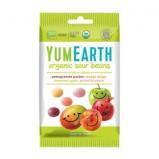 Yum Earth Sour Beans Syrligt Slik Ø (50 g)