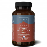 Terranova Living Multivitamin Man (100 kap)