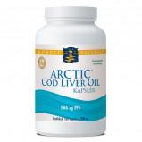 Nordic Naturals Torskelevertran m. citrus Cod liver oil (180 kap)