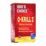 Udo's Choice O-Krill 3 590 Mg (60 kap)