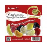 Sukkerfri Frugtvingummi (90 gr)