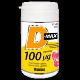 Vitabalans D-Max 100 µg (90 tab)