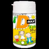 Vitabalans D-Max Kids 10 µg (90 tab)
