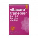 VitaCare Tranebær 250 mg (30 kapsler)