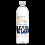 Vitamin Well Recover - Hyldeblomst Fersken (500 ml)