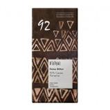 Vivani Ekstra Mørk Chokolade 92% Kakao Ø (80 gr)
