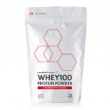 LinusPro Nutrition Whey100 - Jordbær (1 kg)