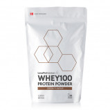 LinusPro Nutrition Whey100 - Chokolade (1 kg)