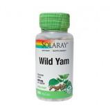 Solaray Wild Yam Root 400 mg (100 kap)