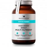 Wild Nutrition FOOD-GROWN® Daily Multi Nutrient Teen Boy (60 kaps)