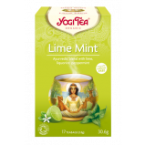 Yogi Tea Lime Mint Ø (17 breve)