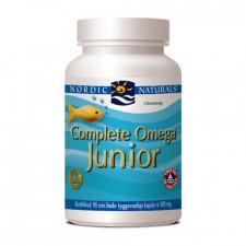 Nordic Naturals Complete Omega Junior med citrussmag (90 kapsler)