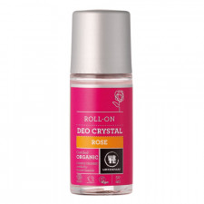 Urtekram Deo Crystal Rose Roll-on (50 ml)
