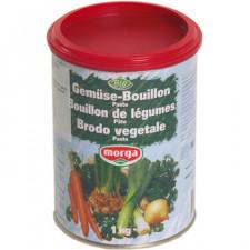 Morga grøntsagsbouillon Ø 1 Kg