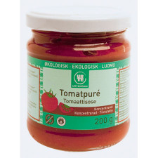 Tomatpure konc. Ø 200 gr.