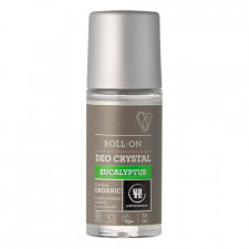 Urtekram Deo Crystal Eucalyptus (Roll-On) (50 ml)