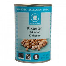 Urtekram Kikærter Ø (400 gr)