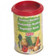 Morga U. Gærekstrakt Grøntsagsbouillon (400 gr)