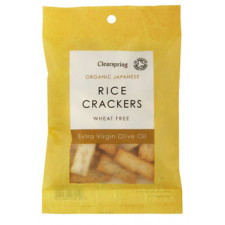 Naturesource Rice Cracker Olivenolie og Salt Ø (50 gr)
