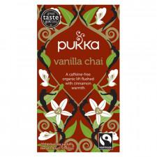 Pukka Vanilla Chai Te Ø (20 br)