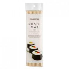 Sushi måtte af bambus 1 Stk