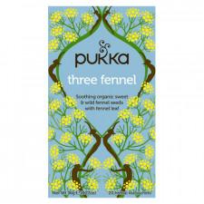 Pukka Three fennel te Ø Pukka 20 Breve