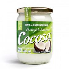 Cocosa extra jomfru kokosolie som smør Ø (500 ml)