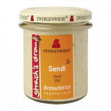 Streich Smørepålæg Sennep/Dild Ø (160 gr)