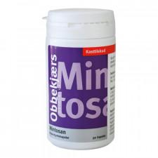Obbekjærs Mintosan 200 mg 90 Kap