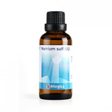 Cellesalt 10:Natrium Sulf D.12, 50 ml.